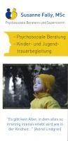 Kinder- und Jugendtrauerbegleitung Flyer